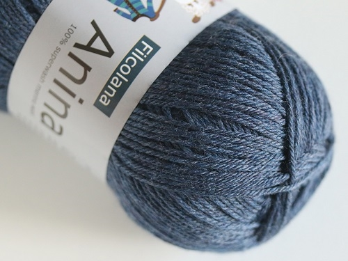 Anina Fv. 818 Fishermans Blue <br/><br/>