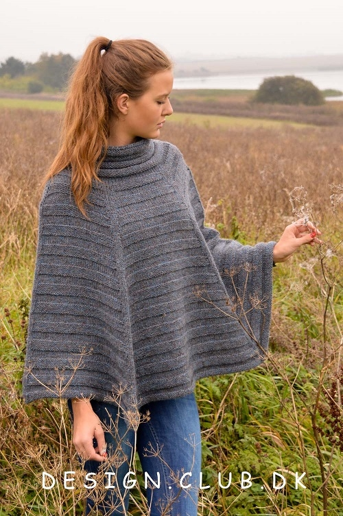 Design.Club - Rille Poncho