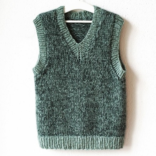 Puno: Forest Vest
