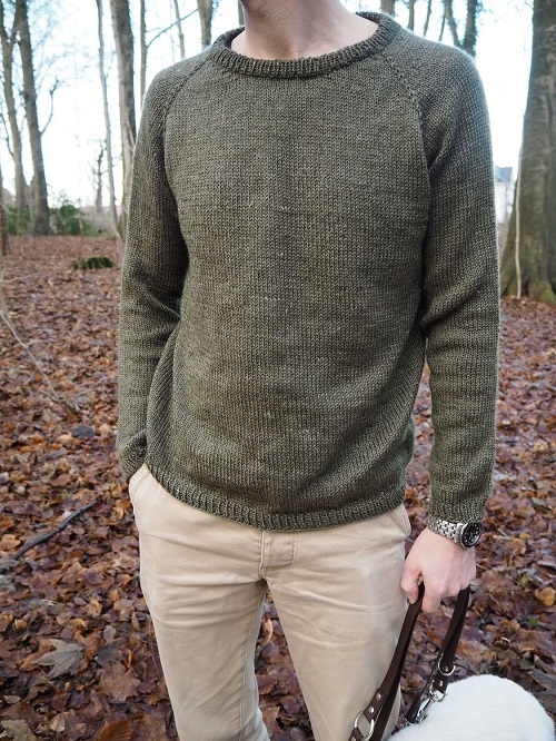 Petite Knit - Hanstholm Sweater