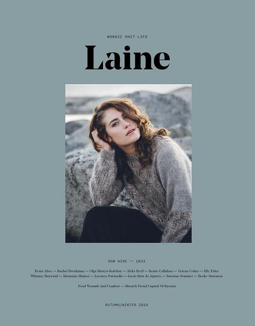 Laine Magazine Vol. 9
