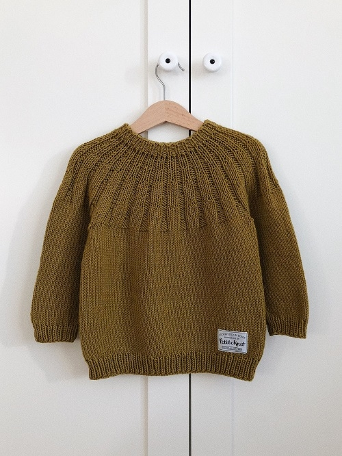 Petite Knit - Haralds Sweater