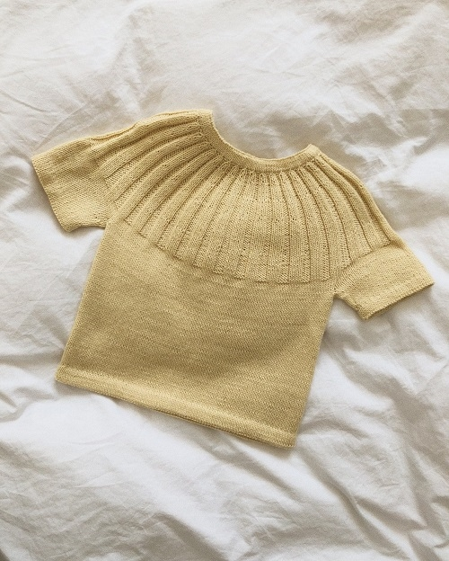 Petite Knit - Sunday Tee Junior