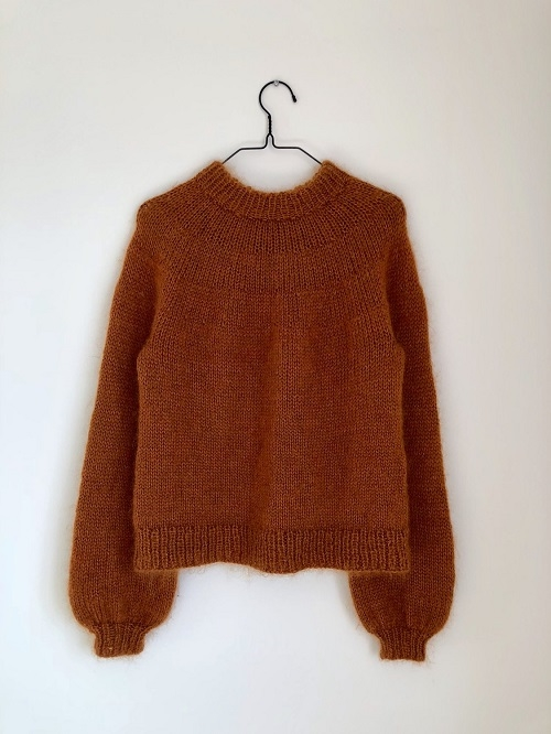 Petite Knit - Novice Sweater