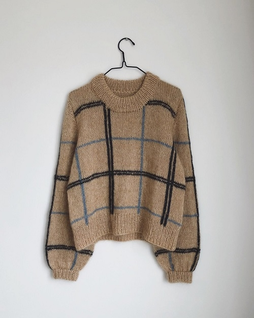 Petite Knit - Scotty Sweater