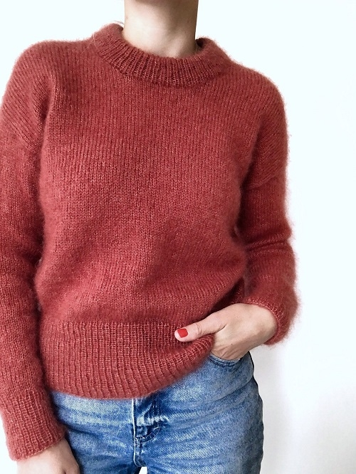 Petite Knit - Stockholm Sweater