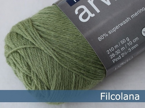 Arwetta Fv. 243 Basswood Green