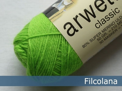 Arwetta Disco Green Fv. 250