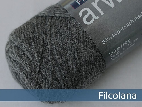 Arwetta Medium Grey Fv. 955 M