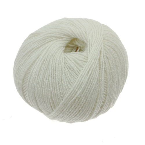 CottonWool 3 Fv. 526 Råhvid<br/><br/>
