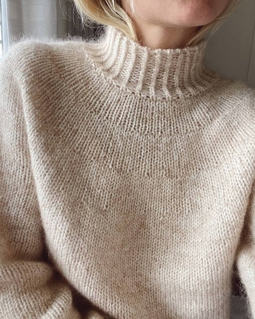 PetiteKnit - Novice Sweater