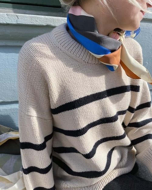 PetiteKnit - Marseille Sweater