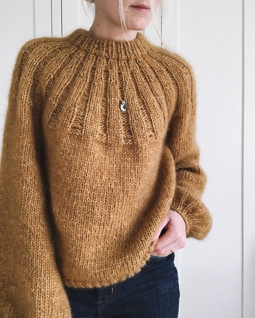 PetiteKnit - Sunday Sweater